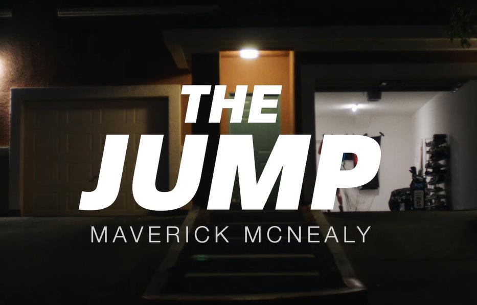 The Jump 逾越系列-Maverick Mcnealy