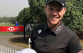 卡拉威球手DannyWillett汇丰冠军赛采访